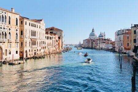 Venezia Ponte dell Accademia